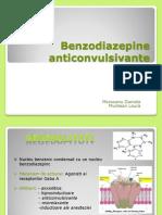 Benzodiazepine Anticonvulsivante