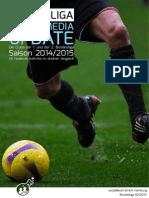 Social Media Update Q3/2014 - die Clubs der 1. & 2. Bundesliga auf Facebook