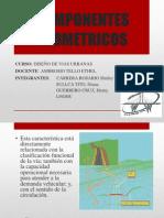 COMPONENTES GEOMETRICOS