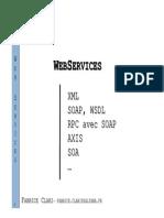 Les WebServices