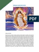 Mensaje Maestro Jesús