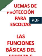 Esquemas de Protección Para Escoltas