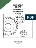Manual de Recambios Compactador Neumático CP-271