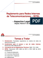 01 Aspectos Legales - RITEL Henry León