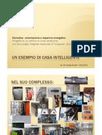 La Casa Intelligente (home automation)