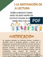 PROYECTO DE AULA, LAS TIC EN LA MOTIVACIÓN DE LA LECTURA
