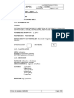 Documento Ejecutivo