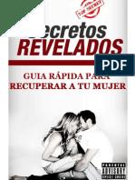 Cómo Recuperar a Tu Mujer de Juan Jose Miranda