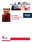 Cloud Billing White Paper