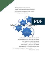 Trabajo de manual de calidad (Normalizacion).pdf