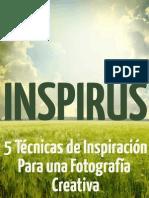 InspirUs - Tecnicas de fotografia