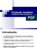 PROTEÇÃO ANÓDICA