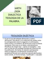 Karl Barth Teología