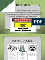 RIESGOS BIOLÒGICOS