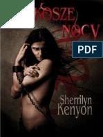 1. Sherrilyn Kenyon - Mroczny Łowca - Rozkosze Nocy