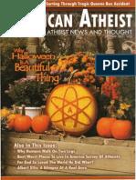 American Atheist Magazine Oct 2007
