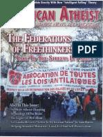 American Atheist Magazine Feb 2007