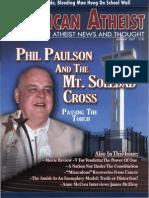 American Atheist Magazine Jan 2007