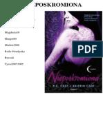 Dom Nocy 4 - Nieposkromiona - P. C. Cast, Kristin Cast