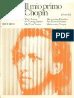 Il Mio Primo Chopin - RICORDI - POZZOLI