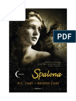Dom Nocy 7 - Spalona - P. C. Cast, Kristin Cast