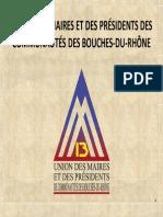 Exposé Des Motifs Amendemements AMP UMPC13