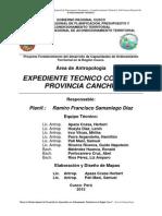 00 Exp Téc Prov Canchis Antropología Dic 2012