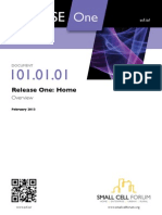 101 Release One Home Overview