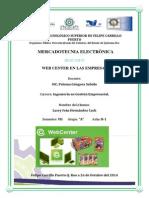 webcenter (resumen)