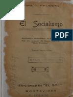 Frugoni - El Socialismo