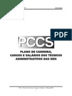 Documentos Sobre Planos de Carreira Funcionarios Uem