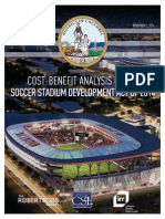 DC Soccer Cost-Benefit Analysis FINAL