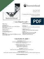 night menu 10.31.14