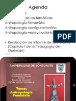 Antropología Feminista