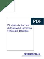 Indicadores económicos y financieros.