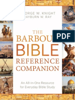 An Excerpt from The Barbour Bible Reference Companion