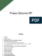 Prawo Obronne RP 1-2
