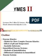 Enzymes II