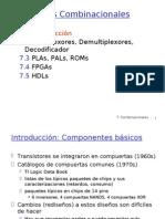 07-Sistemas Combinacionales