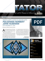 LAPD Reserve Rotator Newsletter Summer 2013