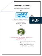 Project NTPC.35doc
