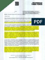 Respuesta a Requerimiento Suspension Del PESCC
