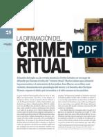 La Difamación de Un Crimen Ritual_Enrique Krauze