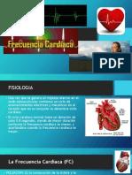 Frecuencia Cardiaca Buena al ejercitarse