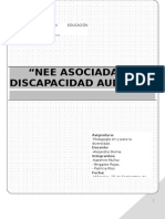 NEE Asociadas a Discapacidad Auditiva 1