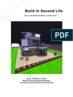 How To Build In Second Life