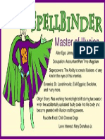 Spellbinder_Master of Illusion