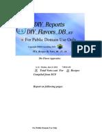 TFA Recipes by Votes 06-23-14