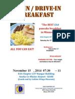 EAA Chapter 237 Breakfast