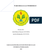 Fungsi Hardware Sebagai Alat Pemrosesan (Fix)